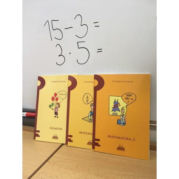 Tudáskulcs matematika csomag